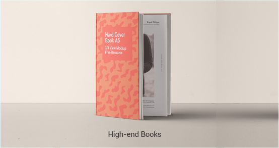High-end Books