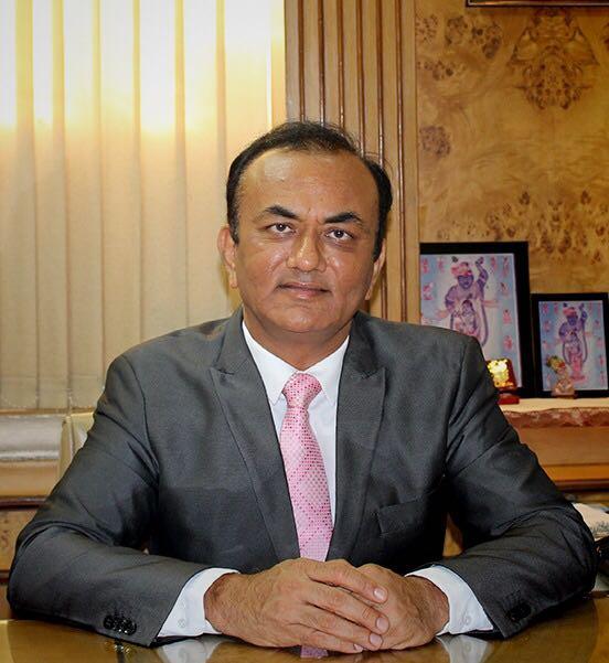 Mr. Dharmesh Mehta